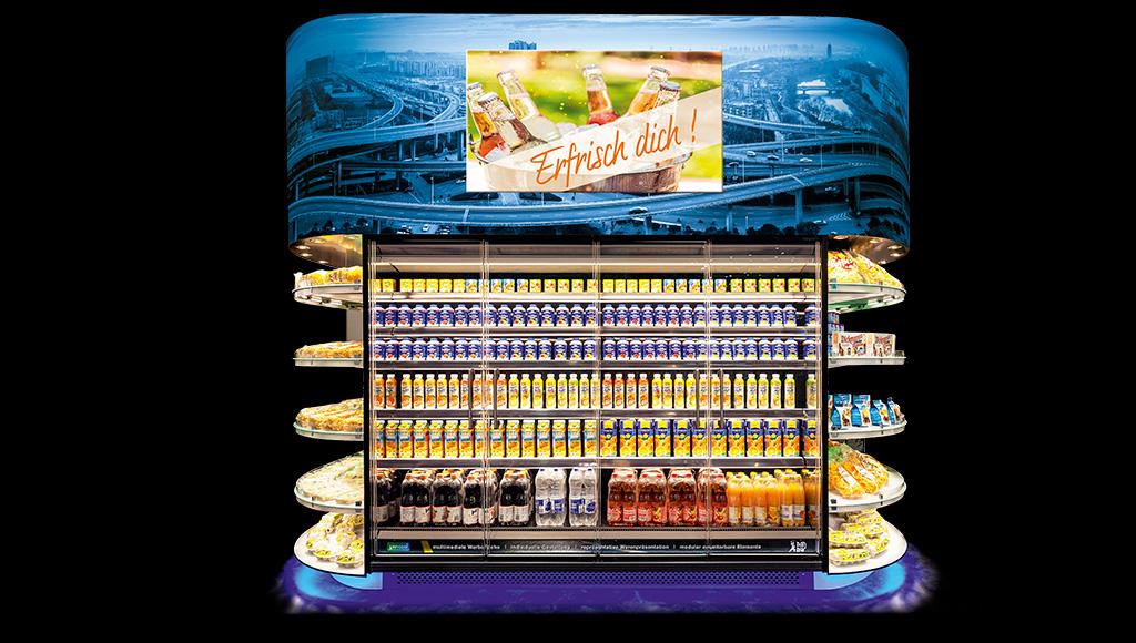 pan-dur kühlböbel, glasabdeckungen, rollosysteme