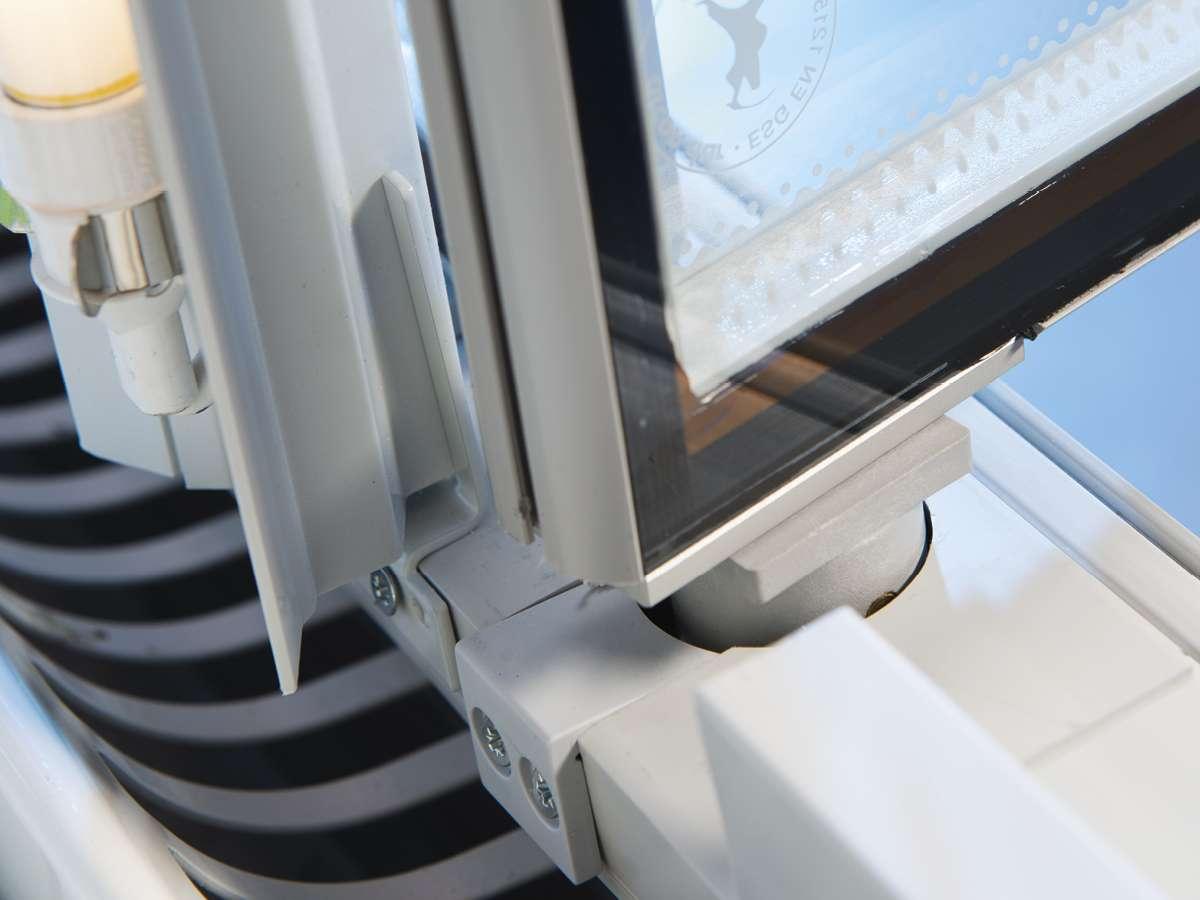 kühlmöbel glasabdeckungen rollosysteme, eco door d - PAN-DUR