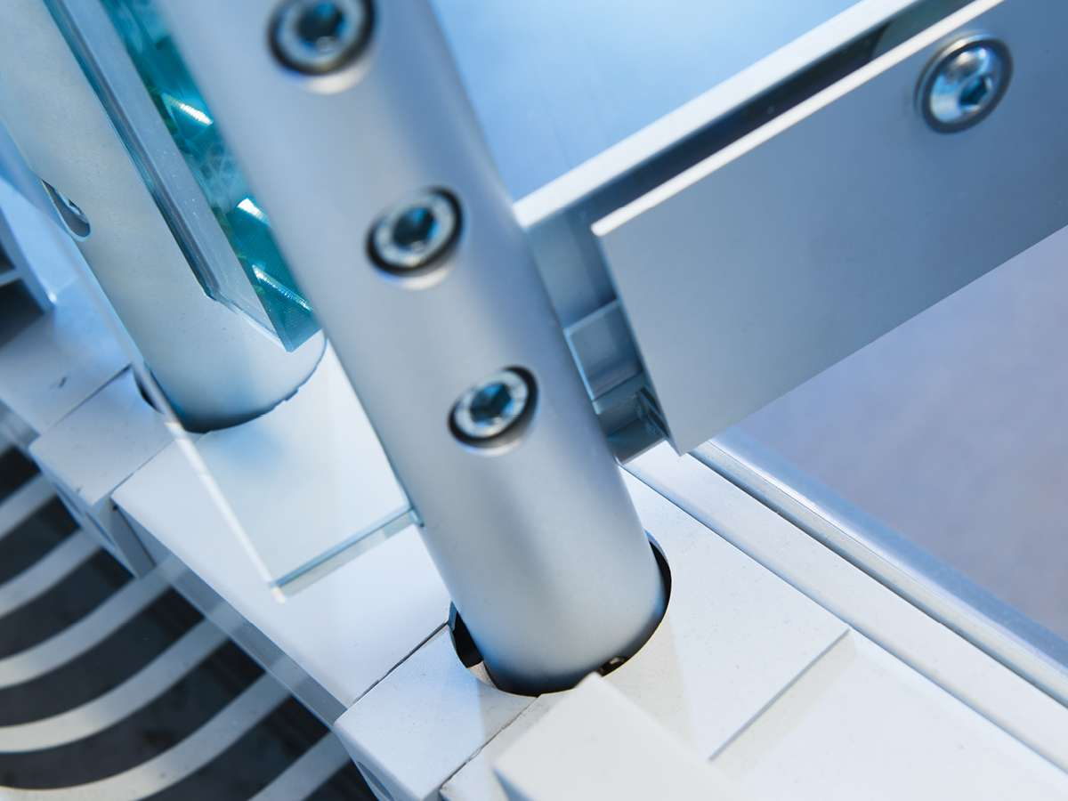kühlmöbel glasabdeckungen rollosysteme PAN-DUR eco door ft